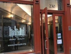 17th street picture door