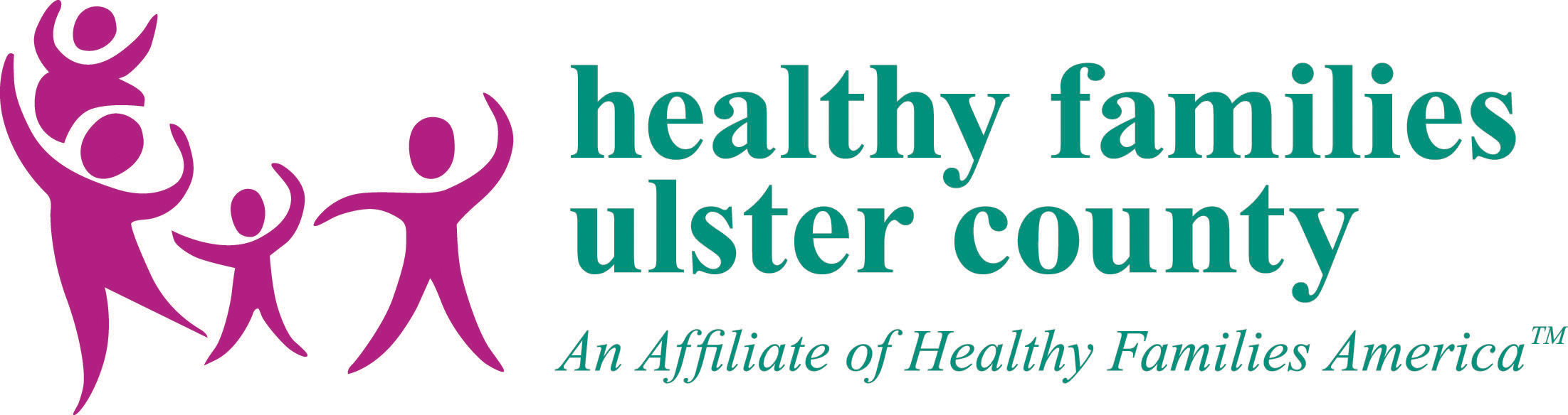 Ulster County Healthy Families logo