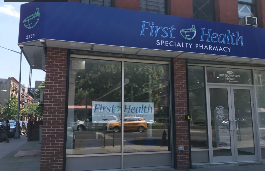 FirstHealthPharmacy