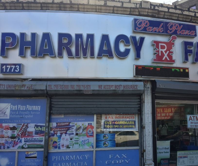 ParkPlazaPharmacy