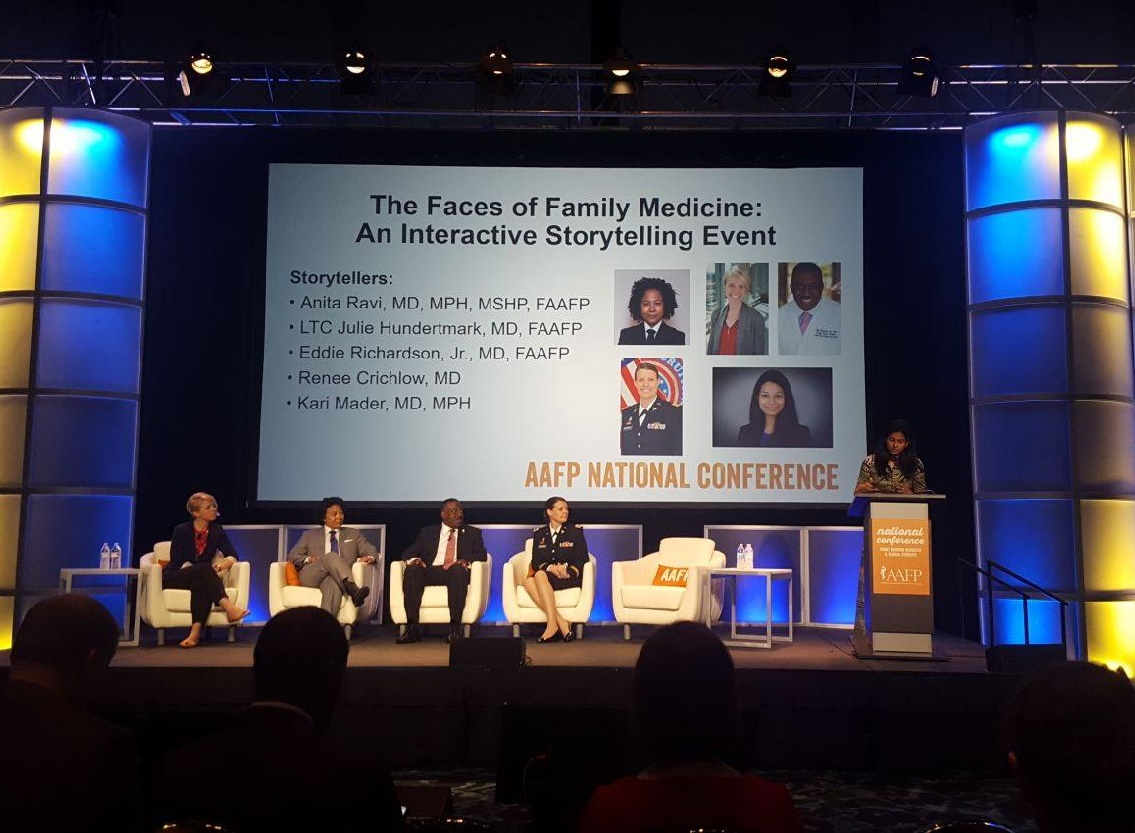 (English) The Institute at the AAFP National Conference Image