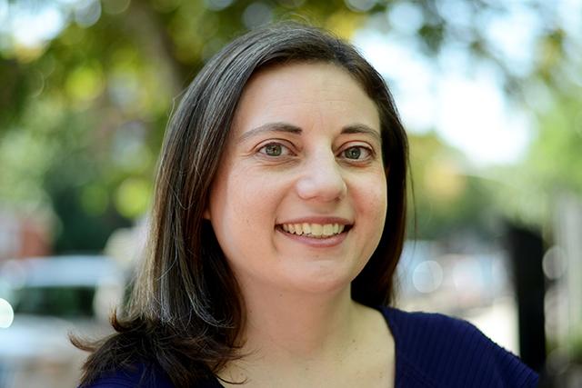 Headshot of (English) Abigail Herron, DO