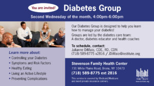 TVslide_Diabetes group_Stevenson_Mar2019