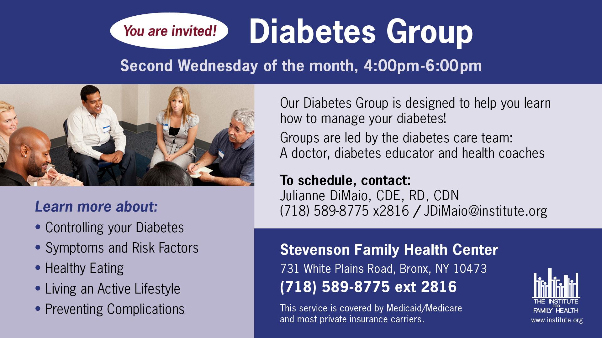TVslide_Diabetes group_Stevenson_Mar2019