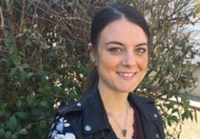 Headshot of (English) Michaela Frazier, LMSW, CCM