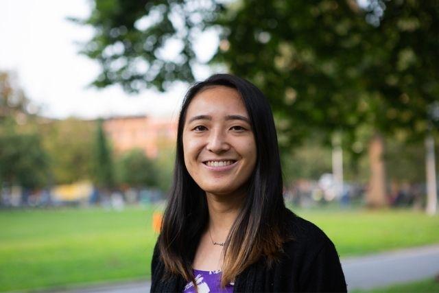 Headshot of Anna Pang