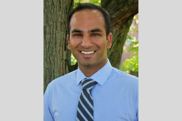 Headshot of Arjun Patel