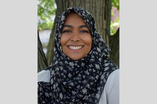 Headshot of Asiyah Rahman