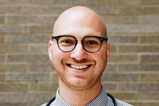 Headshot of Mark Bornstein