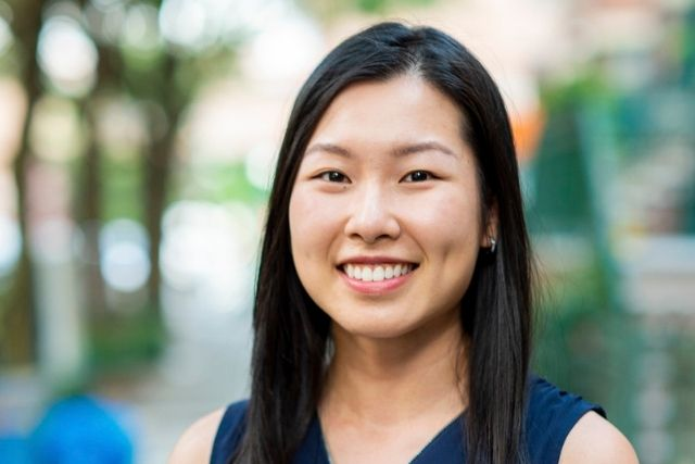 Headshot of Carmen Chen
