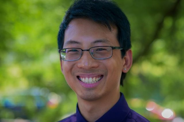 Headshot of Aaron Choy