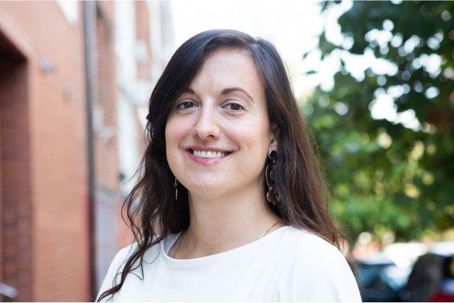 Headshot of Julia Eicher