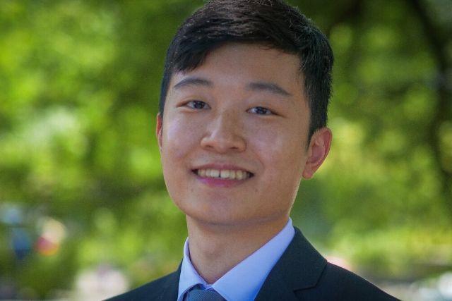 Headshot of (English) Kyle Huang