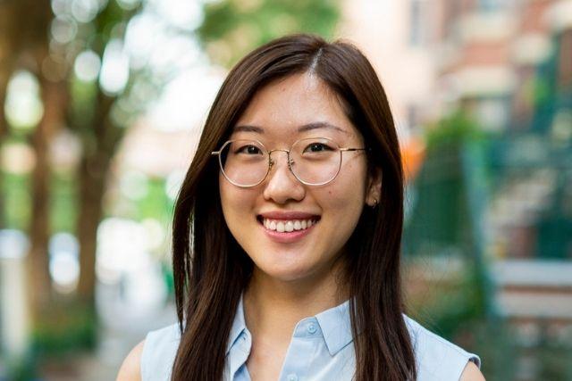 Headshot of Katherine Chung