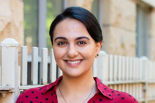 Headshot of Reshma Koul