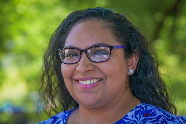 Headshot of (English) Clarissa A. Ortiz
