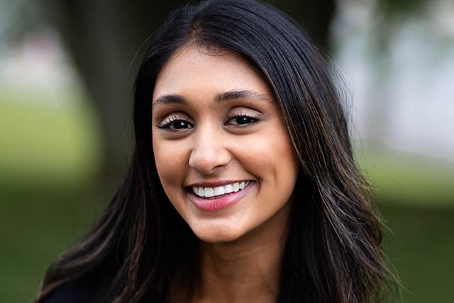 Headshot of Shivangi Patel