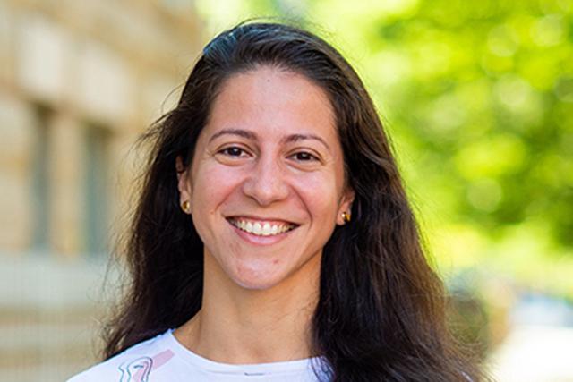 Headshot of Gabriela Sanchez-Bravo