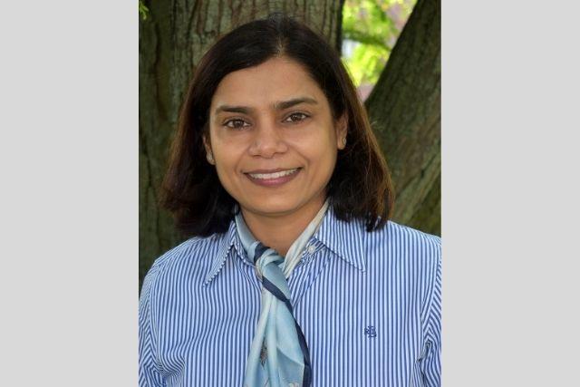 Headshot of Smita Sinha