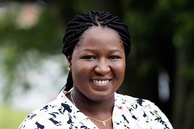 Headshot of Roschel  Williams