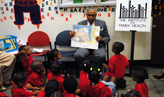 Congressman Charles Rangel Supports Parent-Child Bonding Through Reading Aloud at the Family Health Center at North General